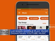 Selamat Tinggal Google Play Music!