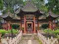 Paduan Apik Arsitektur Arab-China di Masjid Agung Xi'an