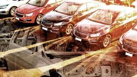 Penurunan Penjualan Mobil Terburuk Sepanjang Sejarah