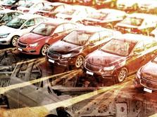 Mobil Banyak Tak Laku, Penjualan Mobil 2020 Berdarah-Darah!