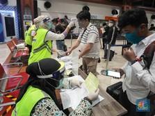 Syarat Traveling, Kini Rapid Test & PCR Berlaku 14 Hari