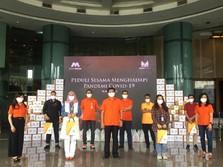 Bantu Masyarakat, Bank Mega Salurkan 16 Ribu Paket Sembako