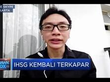 Analis: Neraca Dagang April Defisit, IHSG Rawan Profit Taking