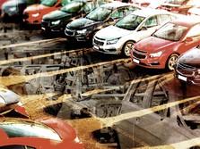 Makin Parah, Penjualan Mobil Mei Anjlok Sampai 95%