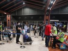 Ada 'Ledakan' Penumpang di Bandara-Bandara, Ini Penjelasannya