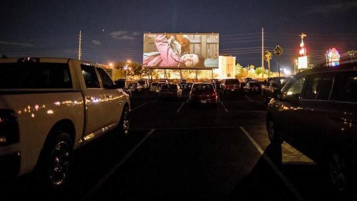 Drive in Cinema. Foto: Autoevolution