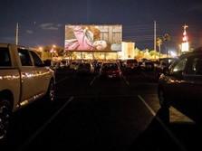 Kangen Nonton? Tenang, Jakarta Bakal Punya Bioskop Drive-In