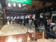 Ruwetnya Bandara Soetta di Tengah PSBB, Cek Solusinya Nih!