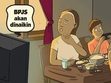 Roller Coaster Tarif Iuran BPJS Kesehatan di Era Jokowi