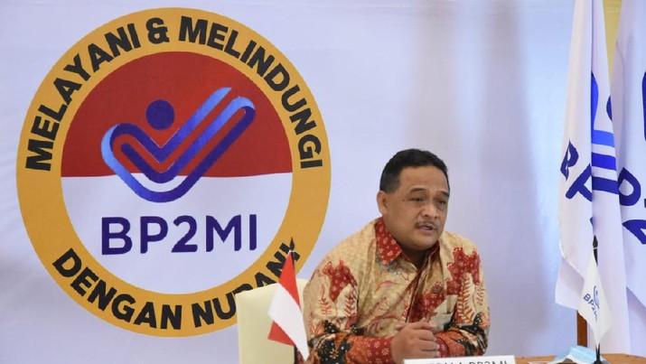 Kepala Badan Pelindungan Pekerja Migran Indonesia (BP2MI) Benny Rhamdani