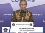 Semoga Berlanjut, Kurva Covid-19 di Jakarta Sudah Melengkung