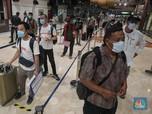Catat! Ini 10 Kebiasaan Baru Penumpang Bandara di New Normal
