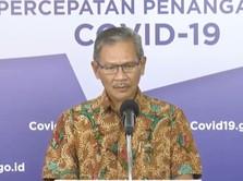 PSBB Dua Bulan, Kasus Corona Jakarta Masih Tertinggi di RI