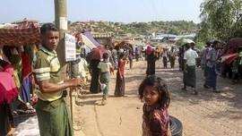 Corona, Bangladesh Karantina 15 Ribu Pengungsi Rohingya