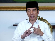 Waduh, Jokowi Sebut BLT Desa Baru Cair 15%, Bansos Tunai 25%