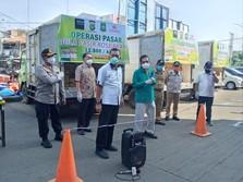 Disentil Jokowi Gula Mahal, Mendag Agus Gelar Operasi Pasar