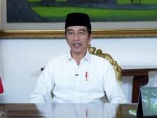 Jokowi Siapkan Skenario Restart Ekonomi RI di Era New Normal