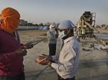 Covid-19 Mengganas, India Perpanjang Lockdown Hingga 31 Mei