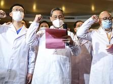 China Sukses Besar Lawan Corona, Tersisa 300-an Kasus Aktif