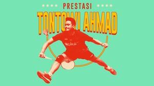 INFOGRAFIS: Daftar Prestasi Tontowi Ahmad