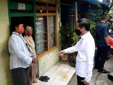 Bantuan Sosial Nggak Beres, Jokowi pun Jengkel