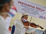 Salurkan Bantuan Rp 17 M, Pertamina Sasar 40 Ribu Anak Panti