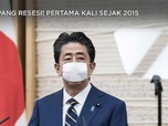 Jepang Masuk Resesi! Pertama Kali Sejak 2015