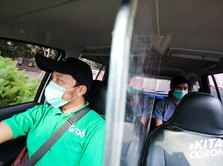 Hadapi New Normal, 5.000 GrabCar Protect Mengaspal di Jalanan