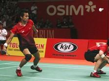 Atlet Badminton Tontowi Ahmad Pensiun, Ini Daftar Prestasinya