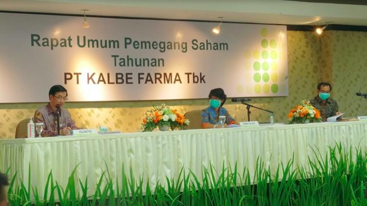 Dok. RUPST PT Kalbe Farma Tbk (KLBF) 18 Mei 2020