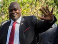Wapres Sudan Selatan Positif Virus Corona