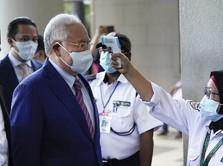 Skandal 1MDB Rp 140 M  & Jeruji Besi 12 Tahun Najib Razak