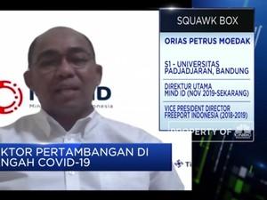 Bayar Pinjaman Jatuh Tempo, MIND ID Terbitkan Global Bond