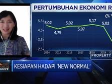McKinsey: Jika PSBB Makin Lama, PDB RI Bisa Terkontraksi -4%