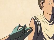 Erick Thohir Usul Ada Warga yang Bayar Vaksin Corona Mandiri