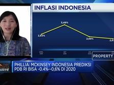 Ukur Efektifitas Stimulus Pemerintah RI, Ini Kata McKinsey