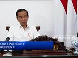No Impor, Jokowi: Kita Harus Hasilkan Vaksin Covid-19 Sendiri