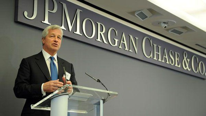 JPMorgan CEO Jamie Dimon (Photo: AP)
