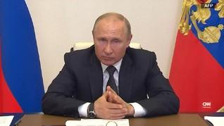 VIDEO: Popularitas Putin Merosot akibat Pandemi Corona