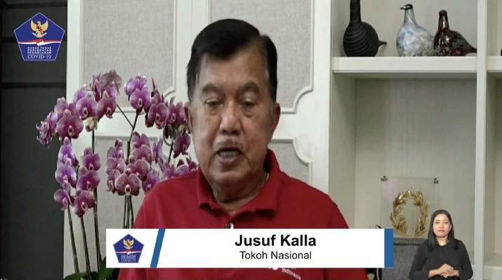 Jusuf Kalla, Tokoh Nasional. Dok: BNPB