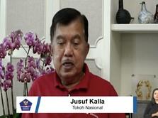Sindiran JK: AS Raja IT, India Energi, Indonesia malah Rokok