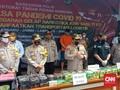 Polisi Bongkar Sabu 71 Kg dalam Brankas di Bakauheni