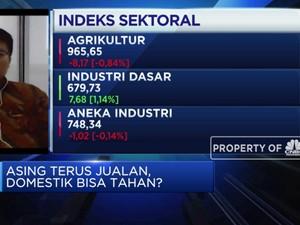 Investor Asing Terus Jualan, Begini Proyeksi Pasar Saham RI