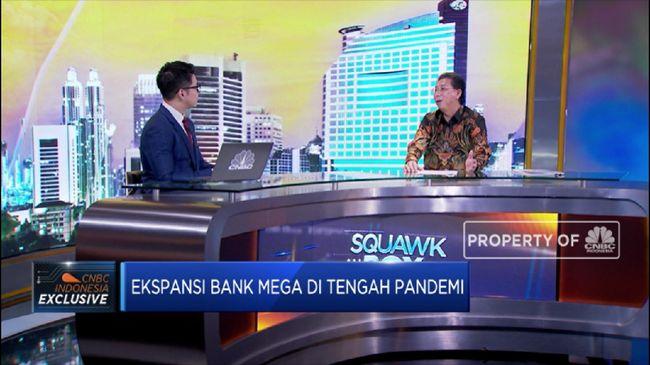 MEGA Jaga Kualitas Kredit, Strategi Penyaluran Pinjaman Bank Mega