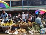 Aturan Kemendag: Pengunjung Pasar Rakyat Maksimal 30% Normal