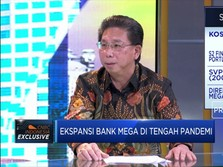 Bank Mega: Restrukturisasi Kredit Imbas Corona Capai Rp 5,4 T