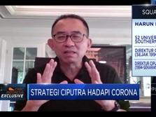 Dihantam Covid-19, Penjualan Properti Grup Ciputra Ambles 24%