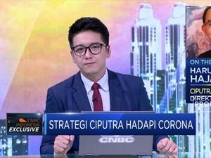 Penjualan Ciputra Development Turun Hingga 37% Akibat Corona
