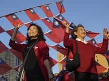 Tak Mau 'Kawin Paksa', Taiwan & China Panas Lagi