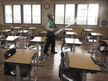Intip Persiapan New Normal Siswa Korsel, Mari ke Sekolah Lagi